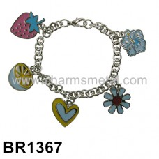 BR1367 - Bracelet With Charms