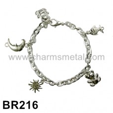 BR216 - Bracelet With Charms