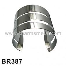 BR387 - Round Brass Bracelet