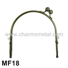 MF18 - Purse Frame With Balls