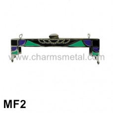 MF2 - Hangbag With Enamel & Strass