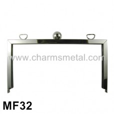 MF32 - Purse Frame With Ball