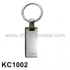 "KC1002 - ""s.Oliver"" Metal Key Chain"