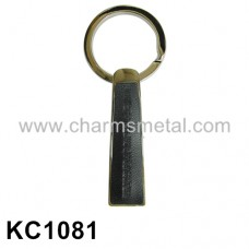 "KC1081 - ""UNITED COLOR OF BENETTON"" Leather Key Chain"