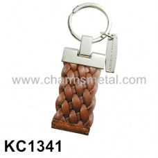 KC1341 - Leather Belt Key Chain