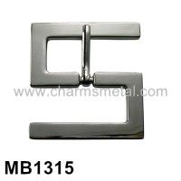 "MB1315 - Letter ""S"" Pin Buckle"