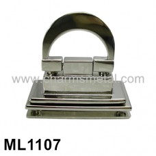 "ML1107 - ""CERRUTI 1881"" Metal Flip Lock"