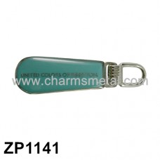 "ZP1141 - ""UNITED COLORS OF BENETTON"" Zipper Puller"