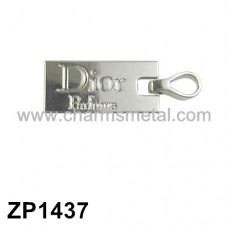 "ZP1437 - Small ""Dior"" Zipper Puller"