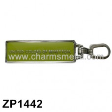 "ZP1442 - ""UNITED COLORS OF BENETTON"" Zipper Puller"